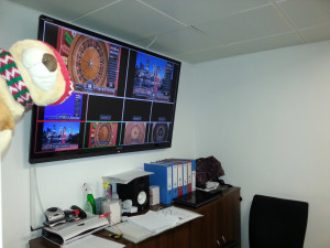 Smart Live Control Screen