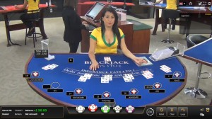 Longharbour Live Casino Blackjack