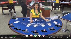 Longharbour Live Casino Blackjack